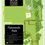 Map of Flatwoods Park