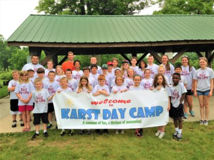 Karst Day Camp